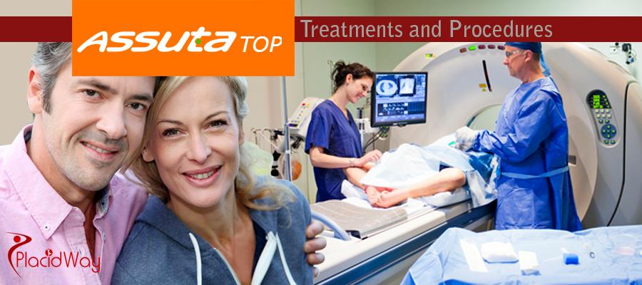 Cancer Treatment, IVF, Neurosurgery, Gynecology in Tel Aviv, Israel