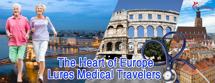The Heart of Europe Lures Medical Travelers