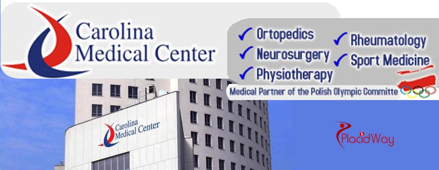Carolina Medical Center in Warsaw Poland