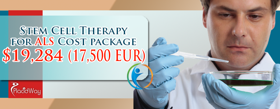 Stem Cell Therapy for ALS Cost Package