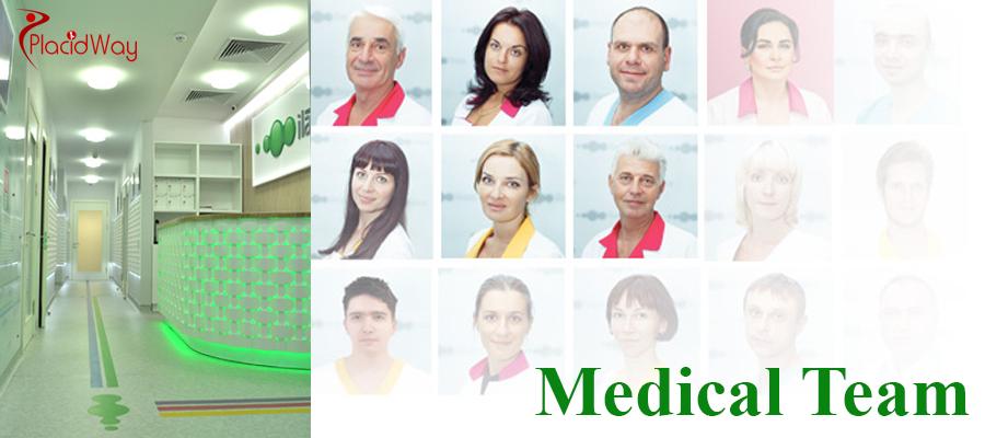 Top Doctors in Kiev, Ukraine
