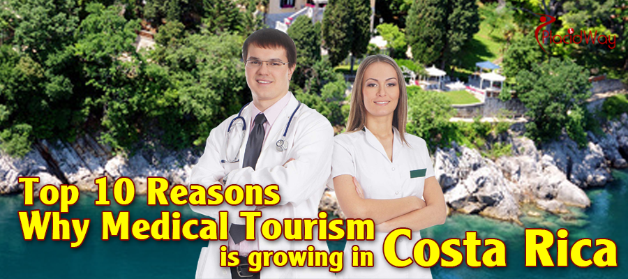 Medical Tourism is growing in Costa Rica