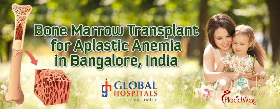 Bone Marrow Transplant for Aplastic Anemia in Bangalore, India