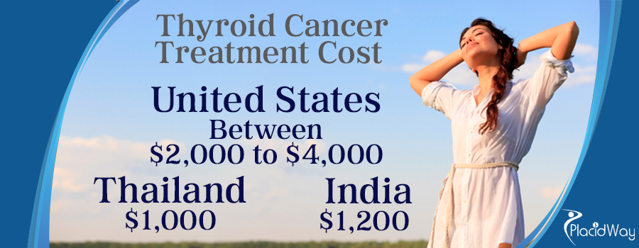Thyroid Cancer Treatment Abroad Price Package