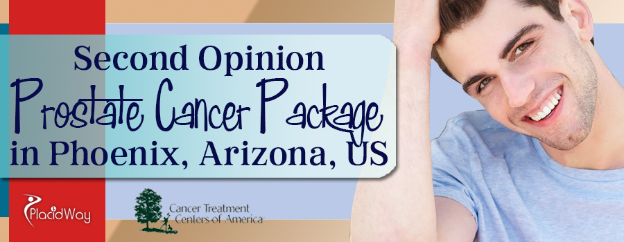 Second Opinion Prostate Cancer Package in Phoenix, Arizona, US