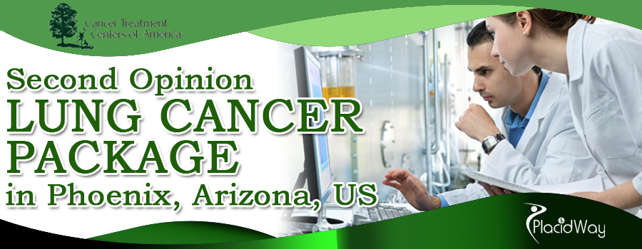 Second Opinion Lung Cancer Package in Phoenix, Arizona, US