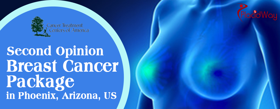 Breast Cancer Second Opinion Package in Phoenix, Arizona, United States