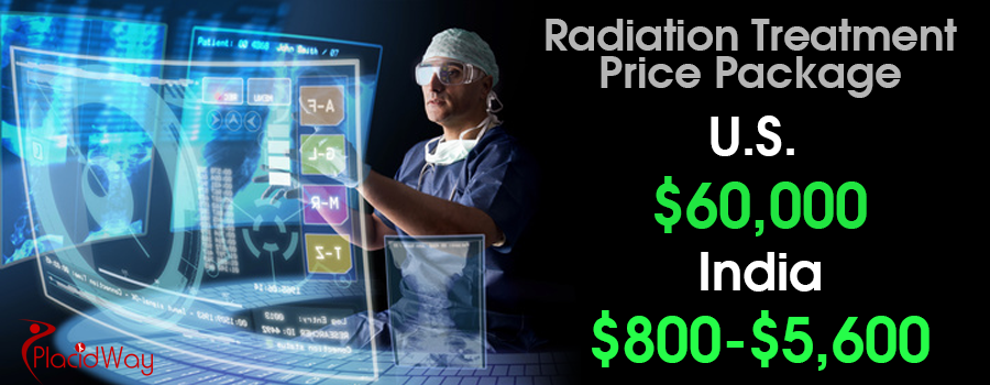 Radiation Therapy Price Package Abroad