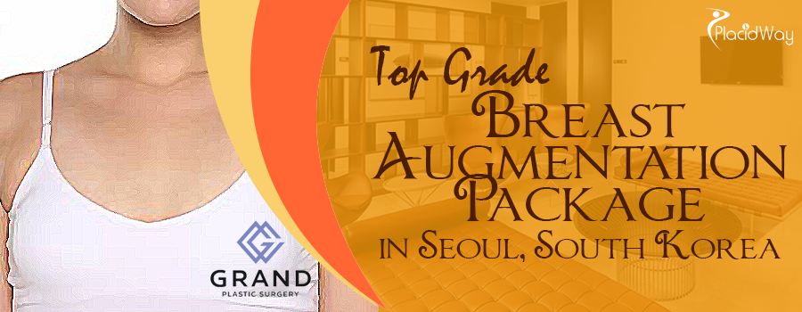 Top-grade Breast Augmentation Package in Seoul, South Korea