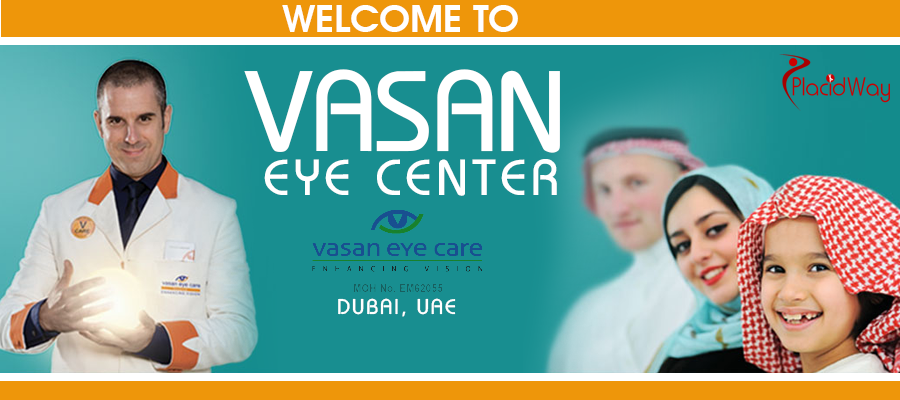 Eye Care Center in Dubai, UAE