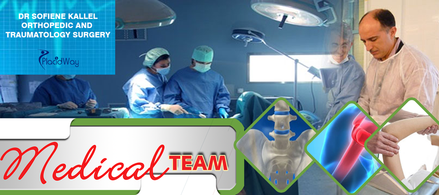 Top Orthopedic Surgeons in Tunis