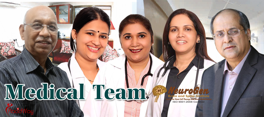 Stem Cell Therapy Specialists in Mumbai, India