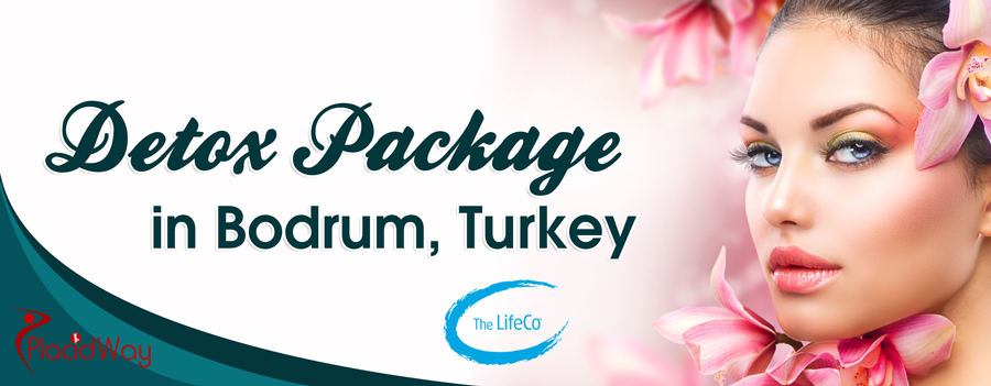 Detox Package in Bodrum Turkey