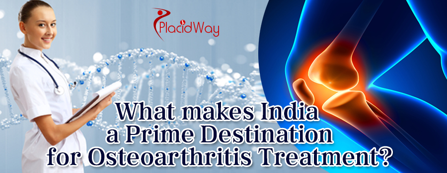 India a Prime Destination for Osteoarthritis Treatment