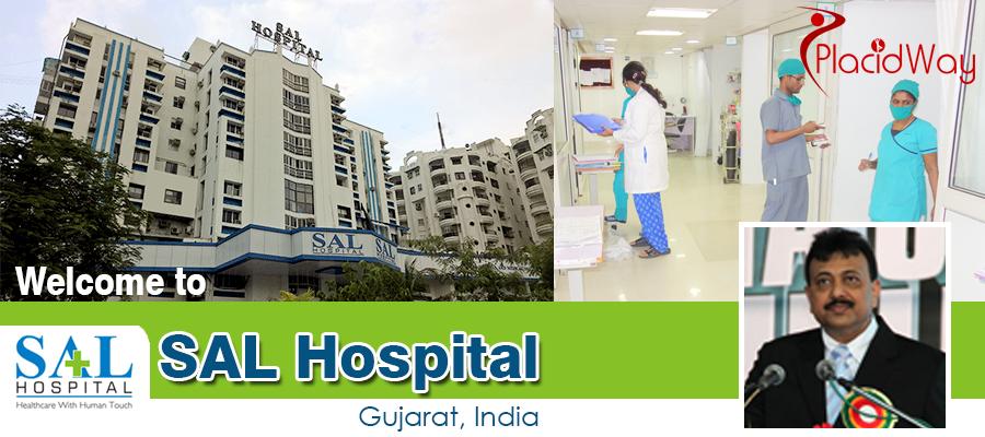 Multispecialty Hospital in Ahmedabad, India