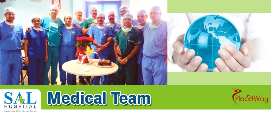 Medical Specialists in Ahmedabad, India