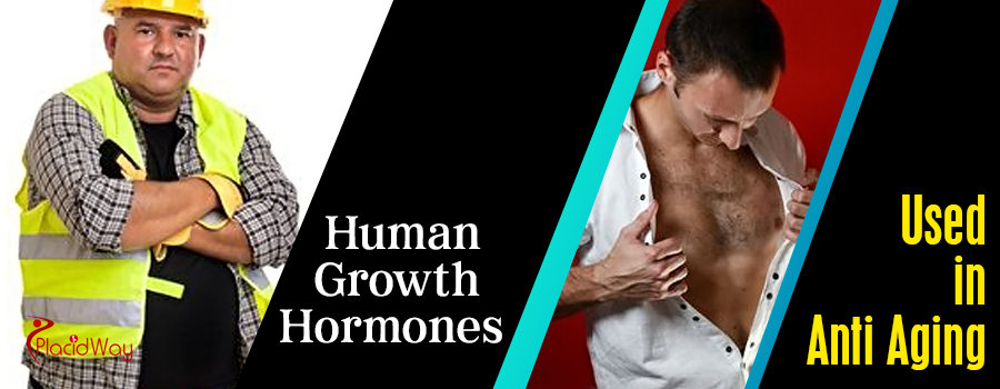 Human Growth Hormones Used in Anti Aging Treatment Abroad