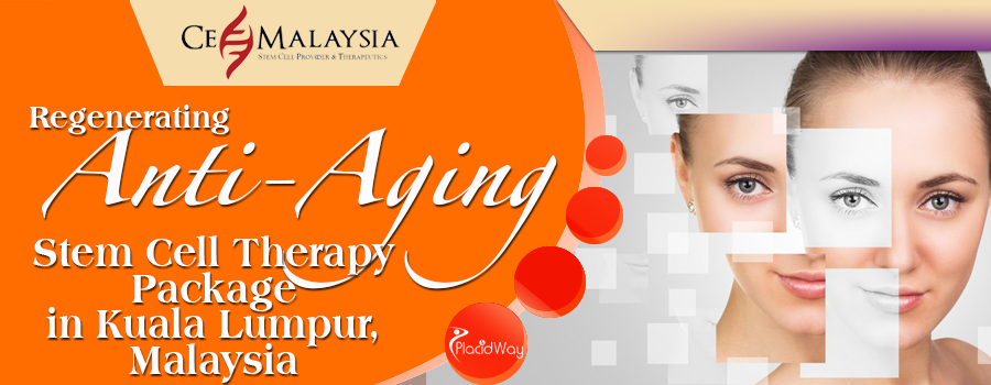 Regenerating Anti Aging Stem Cell Therapy Package in Kuala Lumpur Malaysia