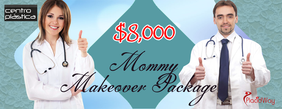 Mommy Makeover Package in Guadalajara, Mexico