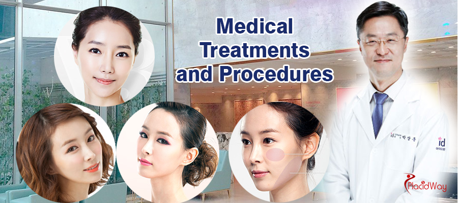 Facial Contouring Surgery, Cosmetic Surgery in Seoul, South Korea