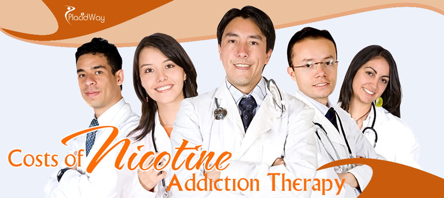 How Much Does Nicotine Addiction Therapy Worldwide Cost
