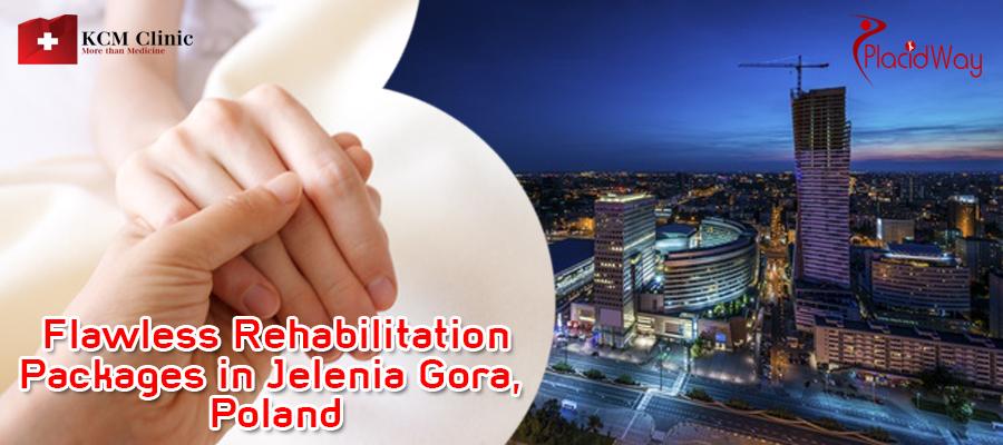 Rehabilitation Packages in Jelenia Gora, Poland