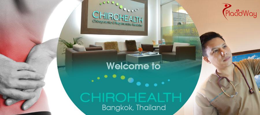 Chiropractic Center in Bangkok, Thailand
