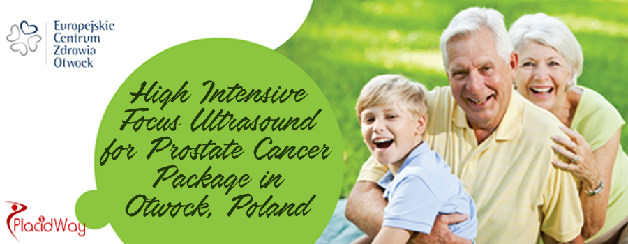 High Intensive Focus Ultrasound for Prostate Cancer Package in Otwock, Poland