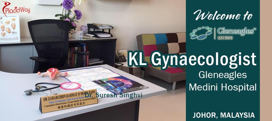 Gynecology Oncology Treatments in Iskandar Puteri, Johor, Malaysia