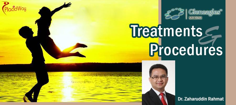 Cervical Cancer Treatment, Ovarian Cancer Treatment in Iskandar Puteri, Johor, Malaysia