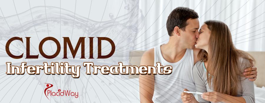 Clomid Treatments Abroad