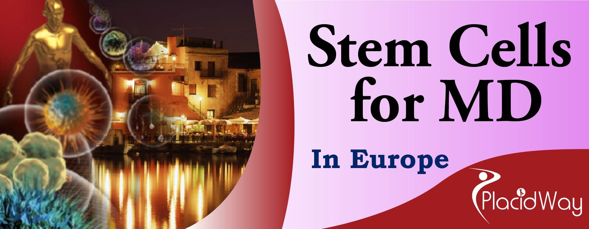 Best Muscular Dystrophy Treatments in Europe, Stem Cell Muscle Therapy