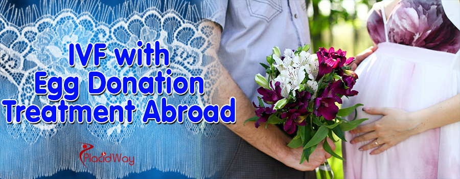 IVF with Egg Donation Treatment Abroad