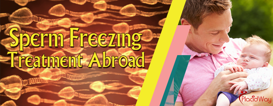 Sperm Freezing Treatment Abroad