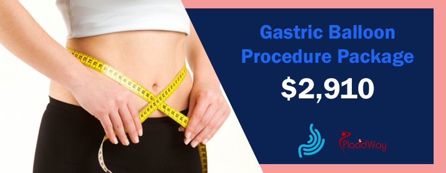 Price Gastric Balloon Procedure Package in Monterrey, Mexico