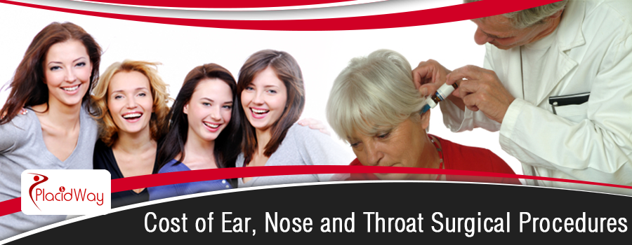 Affordable Ear tube Placement Treatment Clinic Abroad