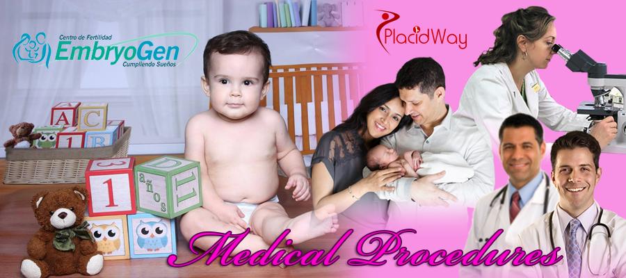 IVF, ICSI, IUI, Fertility Treatments in Hermosillo, Mexico