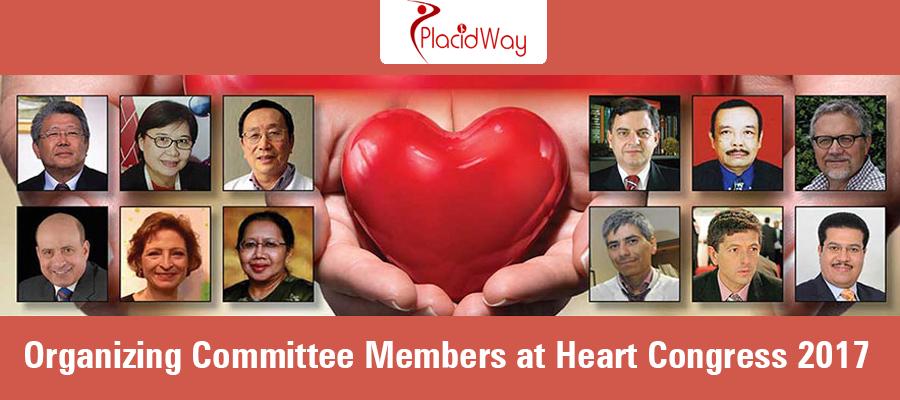 Heart Congress in Osaka, Japan