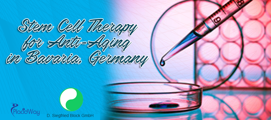 Anti Aging Stem Cell Therapy in Lenggries, Germany