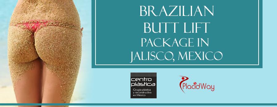 Butt Lift Package in Puerto Vallarta, Mexico