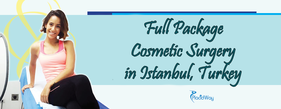 Cosmetic Packages in Istanbul, Turkey