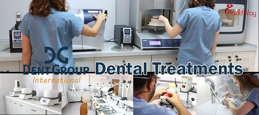 Dental Procedures in Istanbul, Turkey