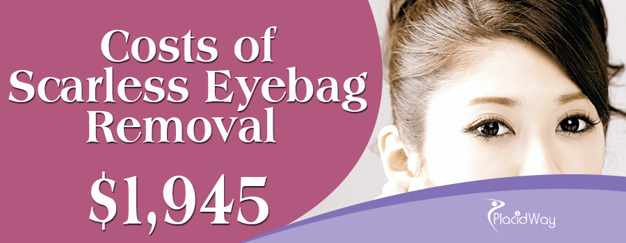 Costs of Scarless Eyebag Removal in Singapore
