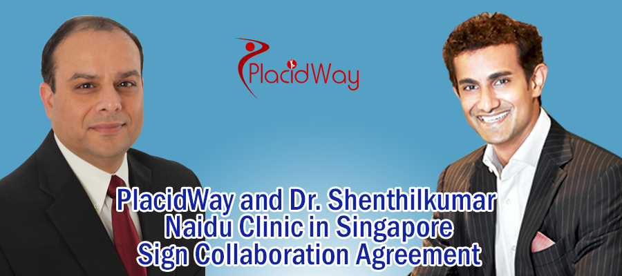 PlacidWay and Centre for Cosmetic Rejuvenation in Singapore Sign Collaboration Agreement