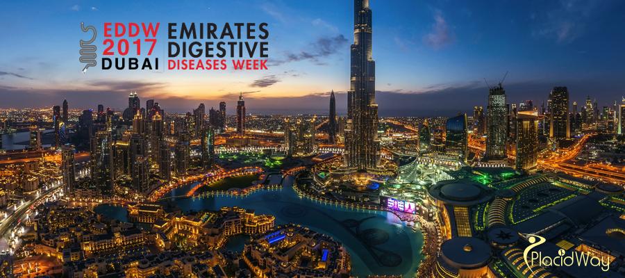 2nd Emirates Digestive Diseases Week Conference in Dubai, UAE