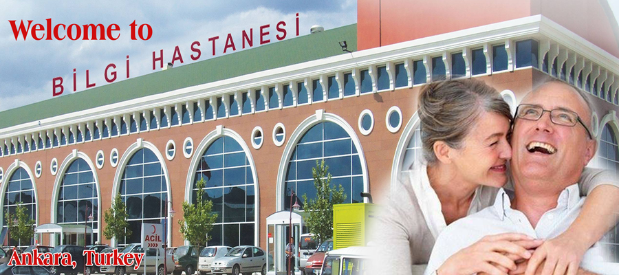 Multispecialty Hospital in Ankara, Turkey