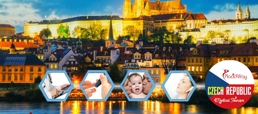 Top medical treatments in the Czech Republic
