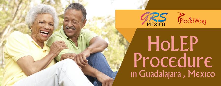 HoLEP Procedure in Guadalajara Mexico