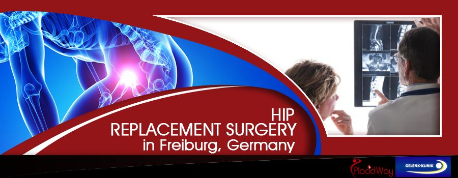 Hip Replacement in Freiburg, Germany