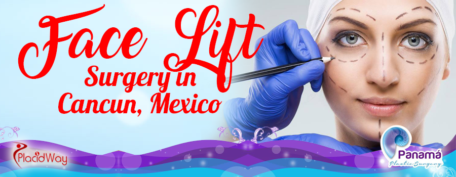 Affordable Face Lift Package in Cancun